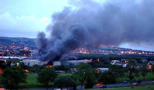 Dickinsons Fire