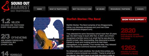 SoundOut - band bio