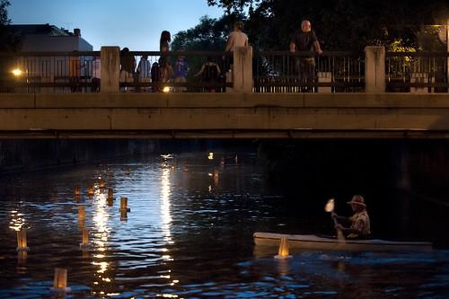 Nagasaki/Hiroshima Candle Float