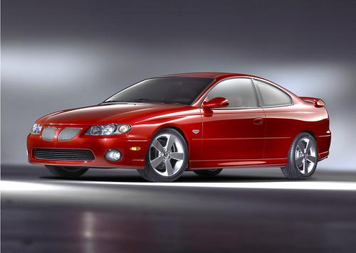 2004 Pontiac GTO Show Car