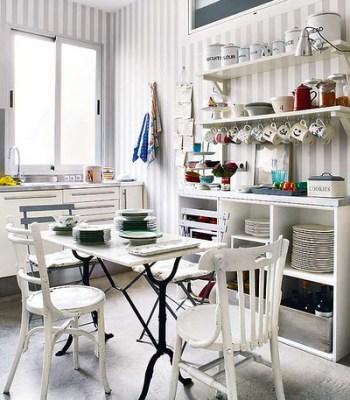 ikea brackets open shelves kitchen