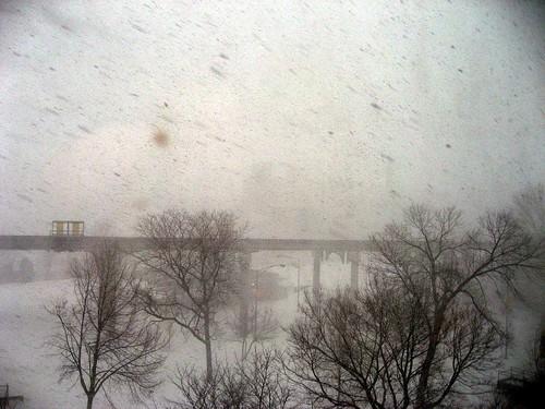 Chicago Snowpocalypse 2011