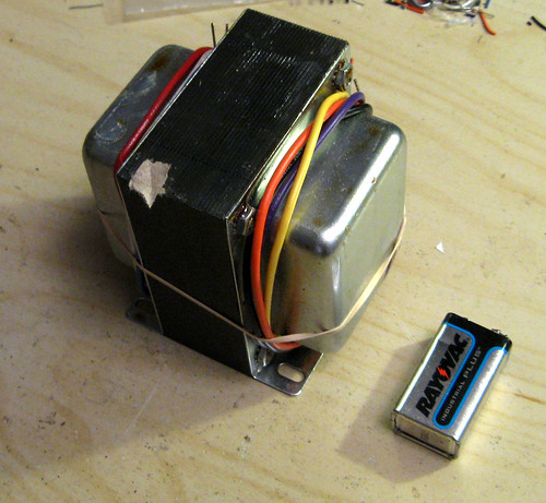 Traynor Transformer Replacement