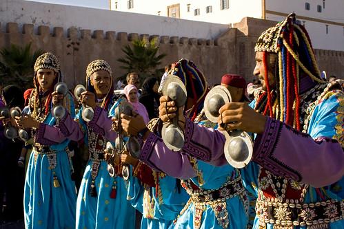 Gnawa parade