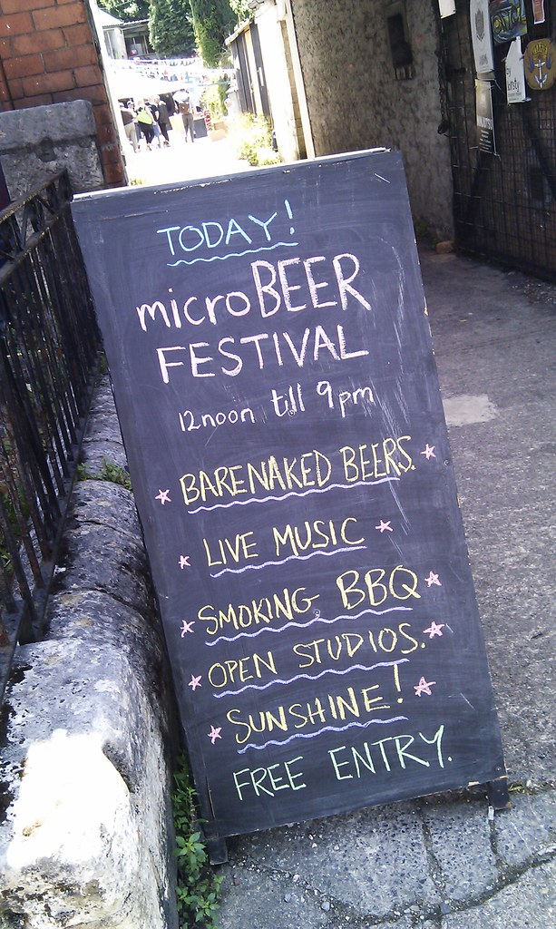 Artisan Beer Fest-July 2010