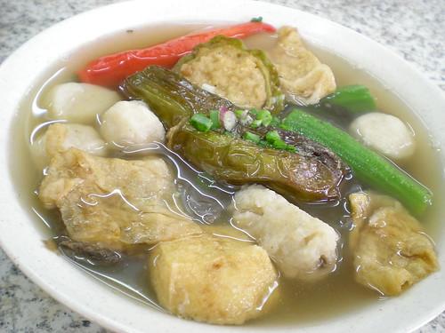 Sing Long RM8.50 yong tofu