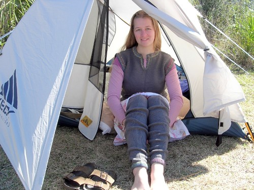 vest - tenting