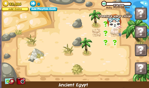 431 treasure map 2 egypt