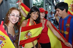 All Spanish Flags!
