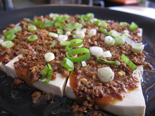 Crispy Taoso Beancurd at Yen Yen Taiwanese Street Food