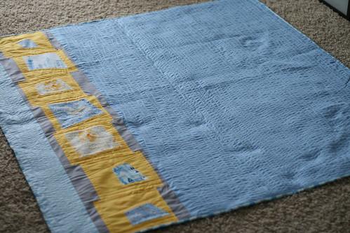emmerson's baby quilt