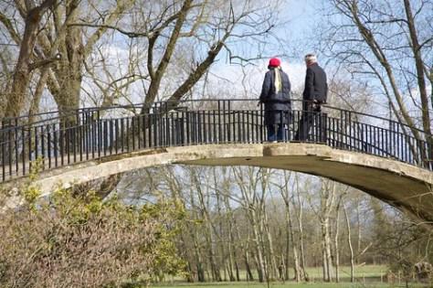 Bridge over the River Cherwell