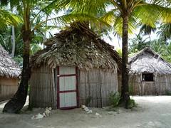 Unsere Huette auf San Blas