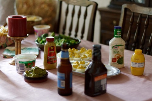 Party Food 2