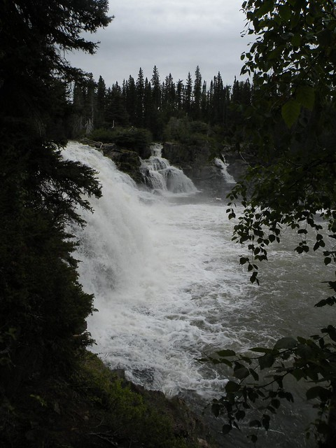 Kwasitchewan Falls Hike