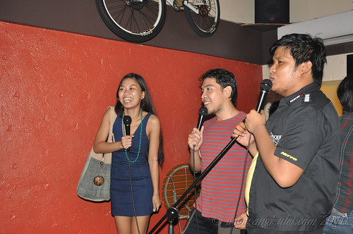Amrei's 30th at Route 196