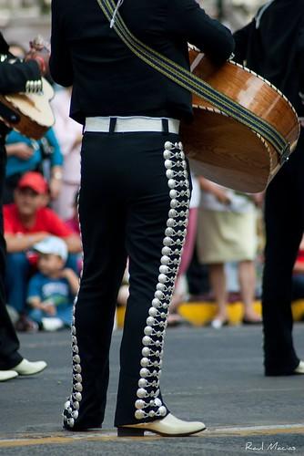 Mariachi y Guitarron