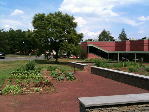 Lawrenceville School Garden