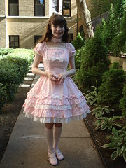 Wow, A Pink Alice