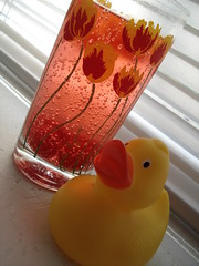 Shirley Temple and the Duck