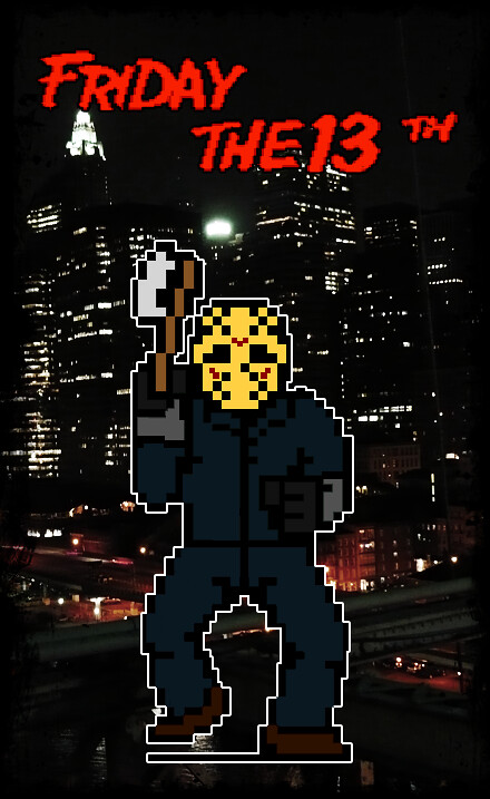 The 8-Bit Jason Project - Manhattan