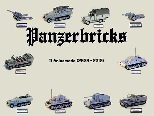 II Aniversario Panzerbricks