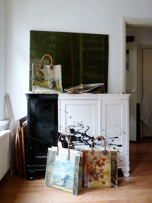 Bags by Leslie Oschmann