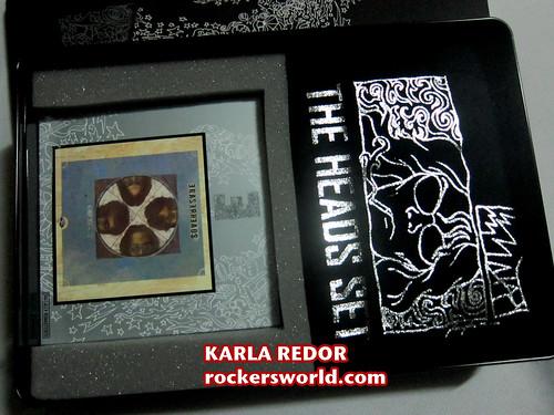 Eraserheads Box Set Photos: Inside the Box