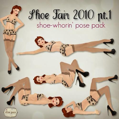Shoe Fair 2010 pt.1