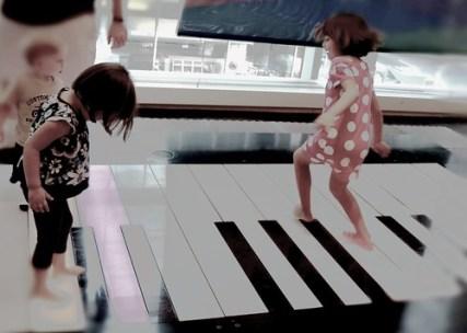 big piano @ FAO
