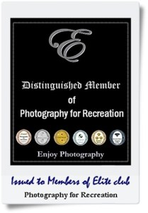 Elite Club of Photography for Recreation