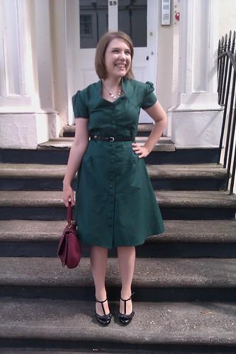 Colette Ceylon dress
