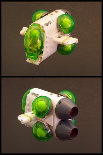 LEGO Space Ship Smuggle Bug