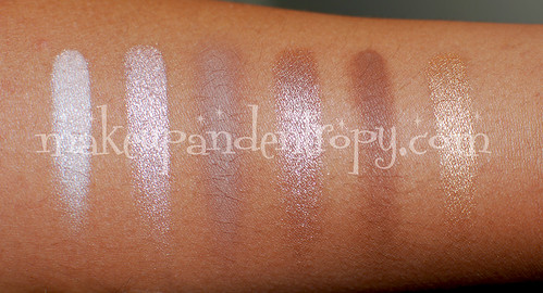 Naked palette-eyeshadow swatches1