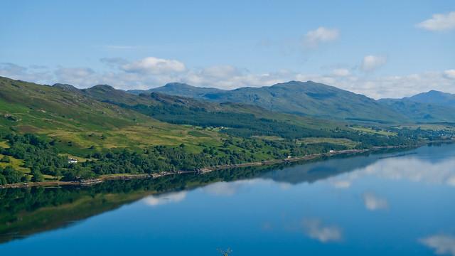 Loch Carron view