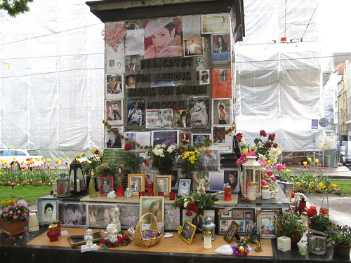 Michael Jackson Shrine