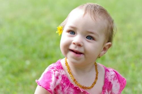 Wilhelmina... 7 months old