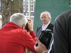 Philip Pullman in Charlotte Square