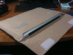 20110215:MacBook Air 11用ケースをつくろう02
