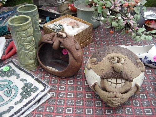 Odd pottery