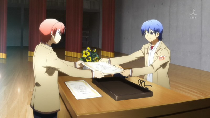Angel Beats! Episode 13 - 14
