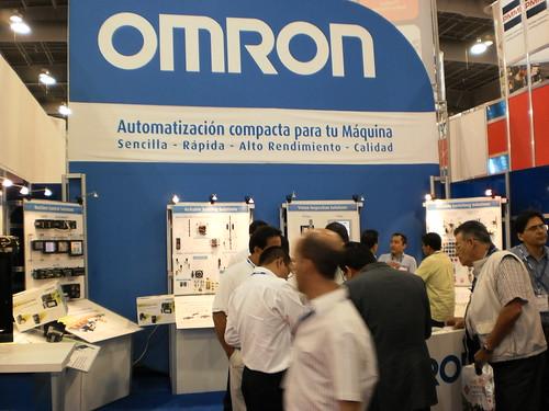 Participantes con Omron Mexico