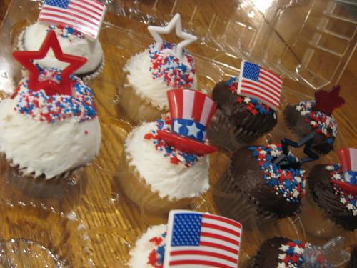 4th cupcakes