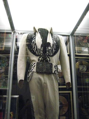 Graceland - Glitzy vegas costume