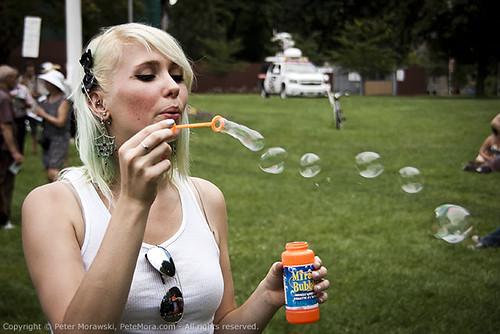 CAAP: Bubbles 1
