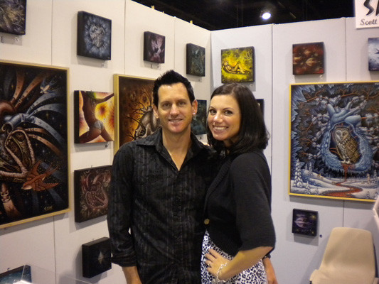 Scott Saw Booth Best in Show