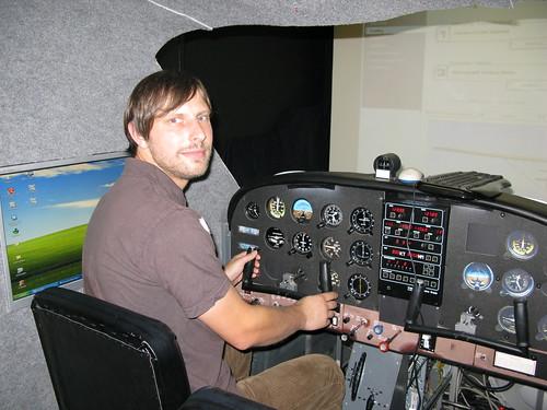 Simulatorflug 2010 005