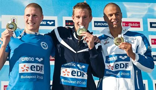 Budapest 2010 European Championships