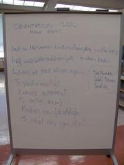 Orientation Poem