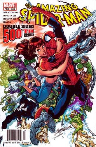 Amazing Spider-Man 500